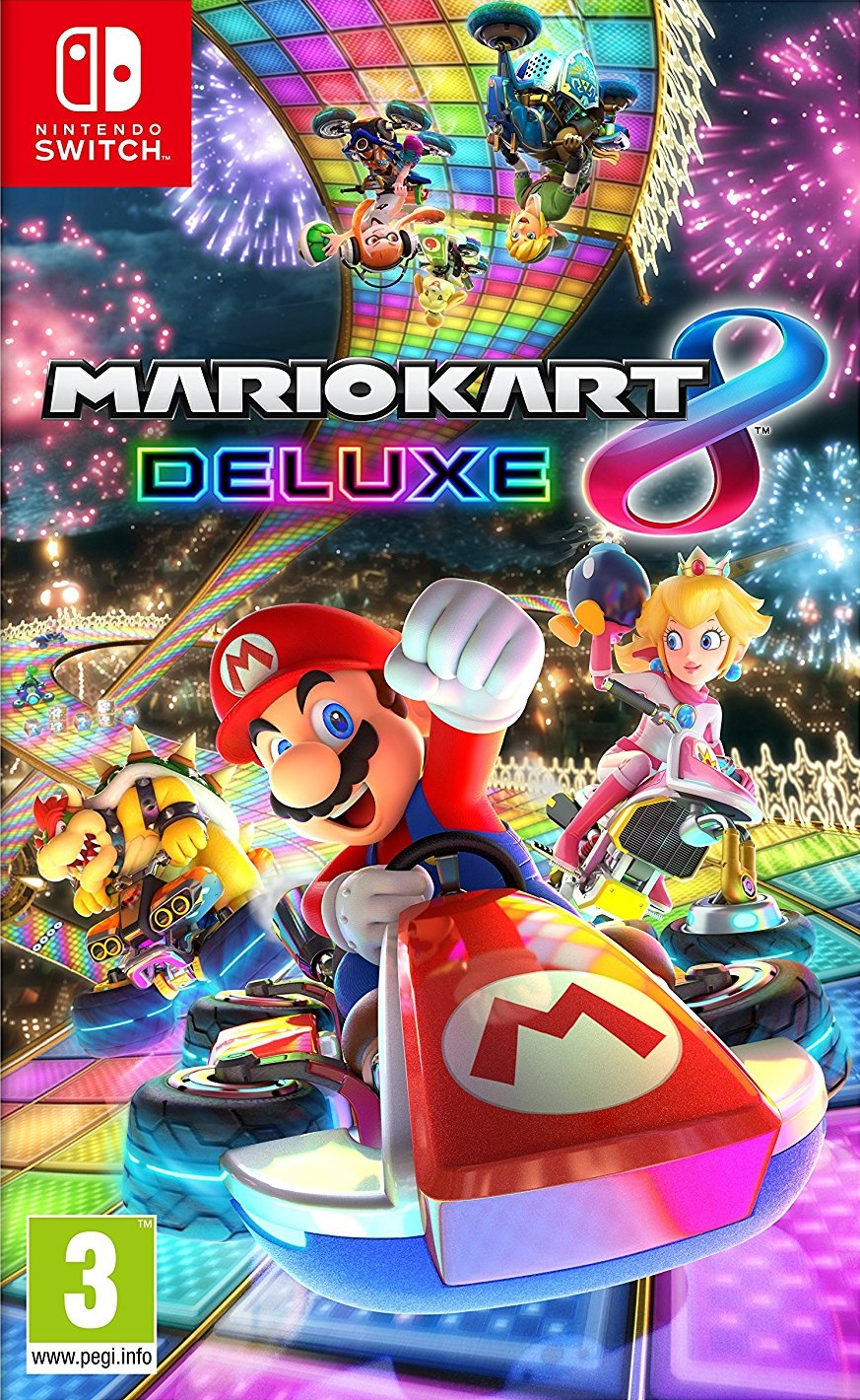 mario kart 8 deluxe daily passions. Black Bedroom Furniture Sets. Home Design Ideas