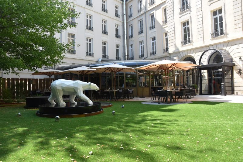 Dijon parenth se enchant e au grand h tel la cloche daily passions - Hotel du grand jardin cassis ...