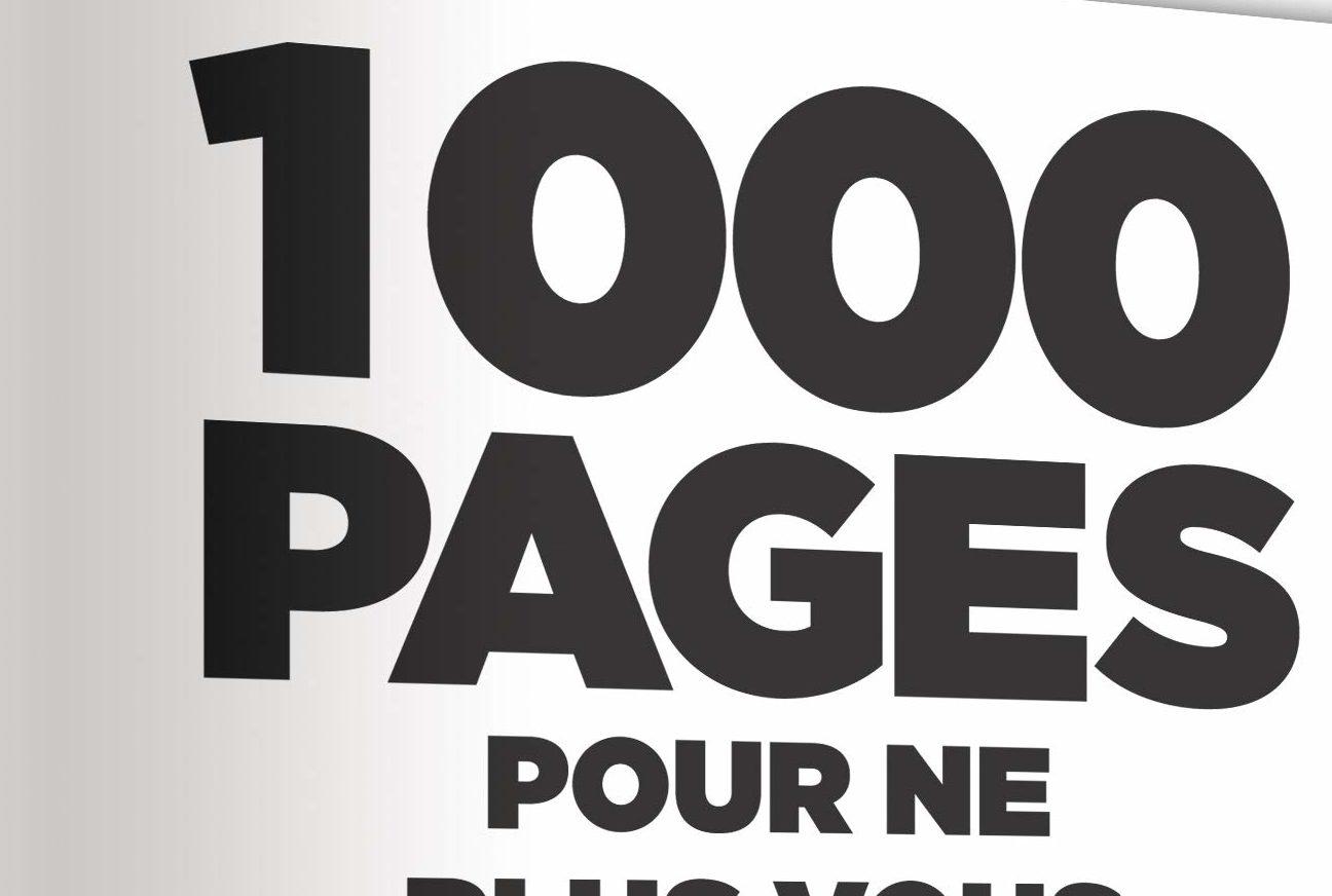 Tableau Pour Mettre Dans Les Toilettes 1000 pages pour ne plus vous ennuyer aux wc - daily passions
